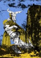 Fallen angels-He, см. техника, Михаил Маламски - преподавател по Графика, Скулптура и Рисуване