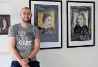 Михаил Маламски - преподавател по Графика и Скулптура