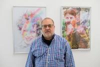 Борис Богданов - преподавател по Рекламна графика