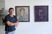 Ангел Китипов - преподавател по Живопис