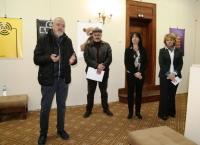 Костадин Отонов, Светлозар Чавдаров, Ралица Базайтова, Мариана Стоянова откриват изложбата
